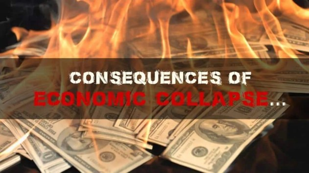 Prepper's Will - Consequences of Economic Collapse