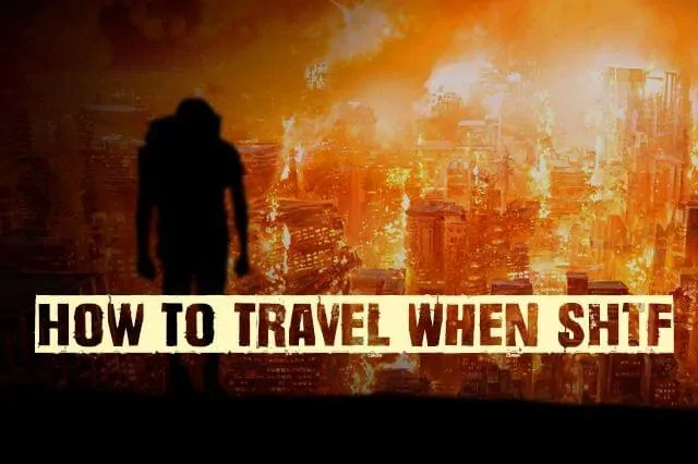 Prepper's Will - How to travel when SHTF
