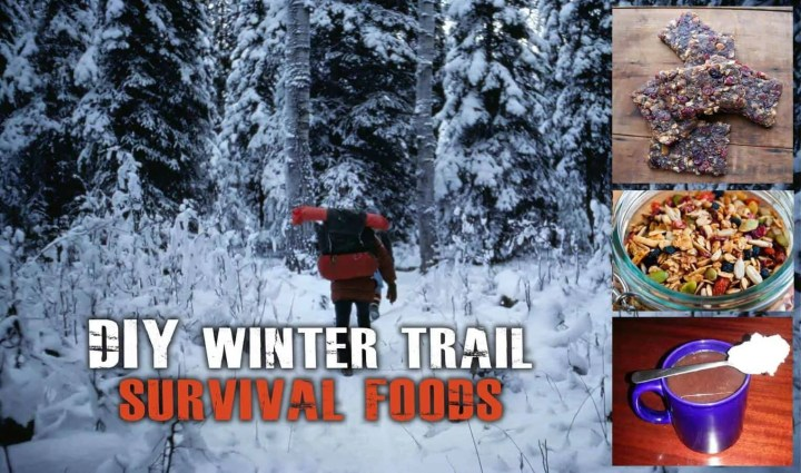 Prepper's Will - DIY Trail survival food