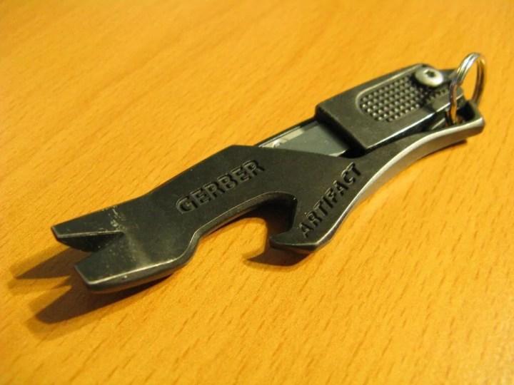 Survival gear - Gerber Artifact Pocket tool