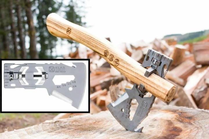 Survival gear - KLAX Lumberjack