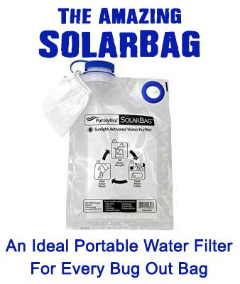The best portable water filter money can buy!