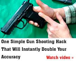How to double your shooting accuracy