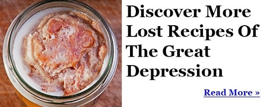 Great depression foods that helped americans survive famine milkorno forumfinder Gallery