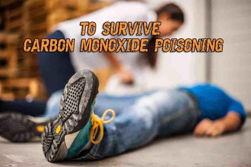 Symptoms And Treatment To Survive Carbon Monoxide Poisoning