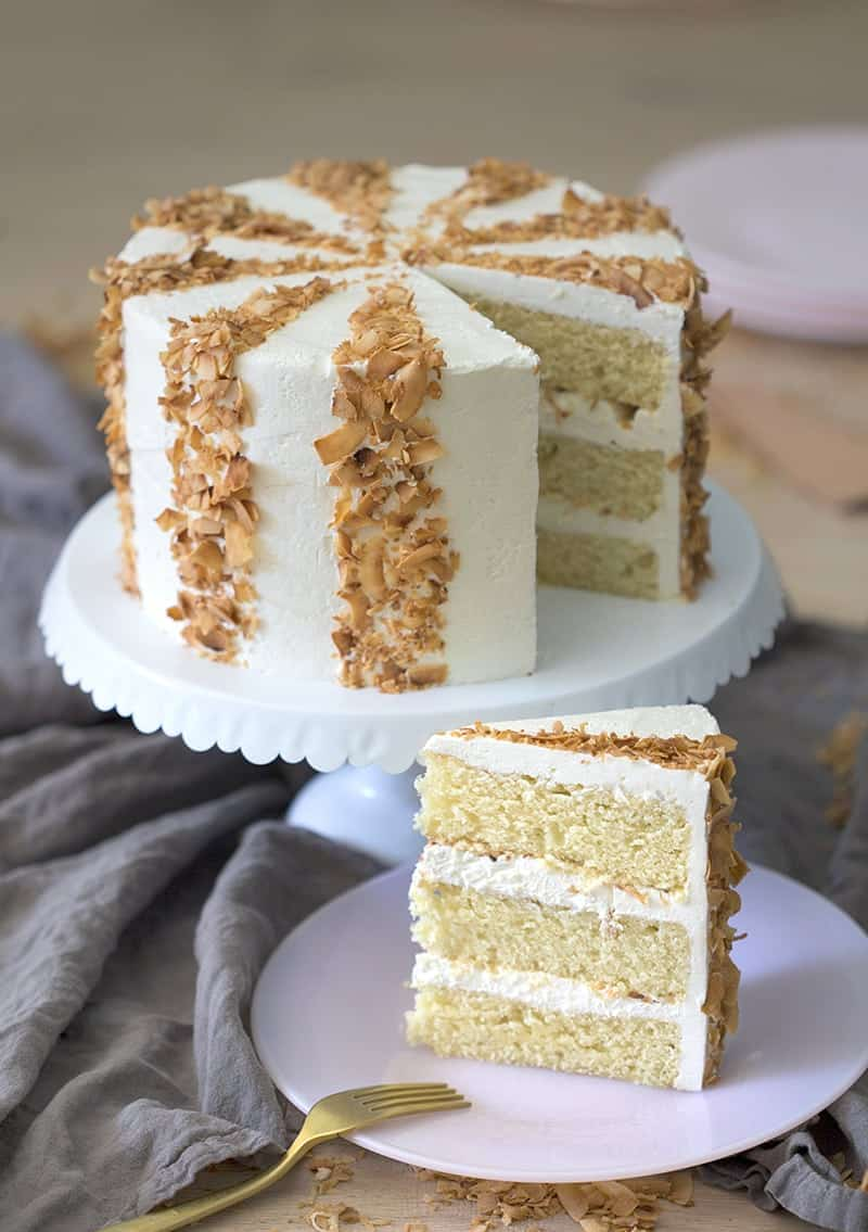 Coconut Cake Preppy Kitchen