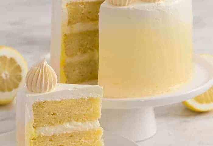 Lemon Cake Preppy Kitchen