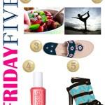 Friday Five – Summer Faves