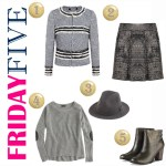 {Friday Five} Black Friday