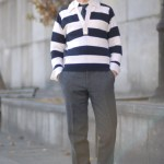 {Menswear Monday} Winter Ready Rugby & a Bauble Bar Giveaway