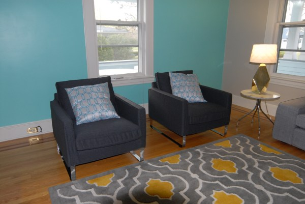 Ikea Melby Chairs