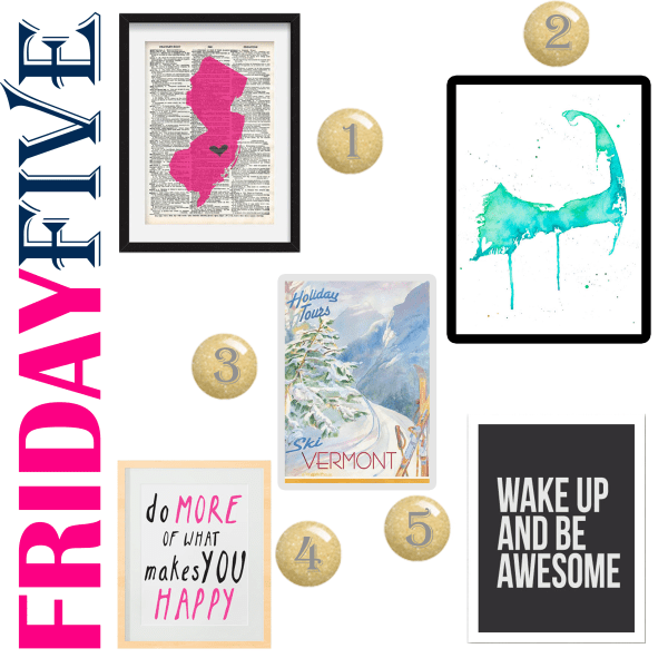 Friday-Five-prints