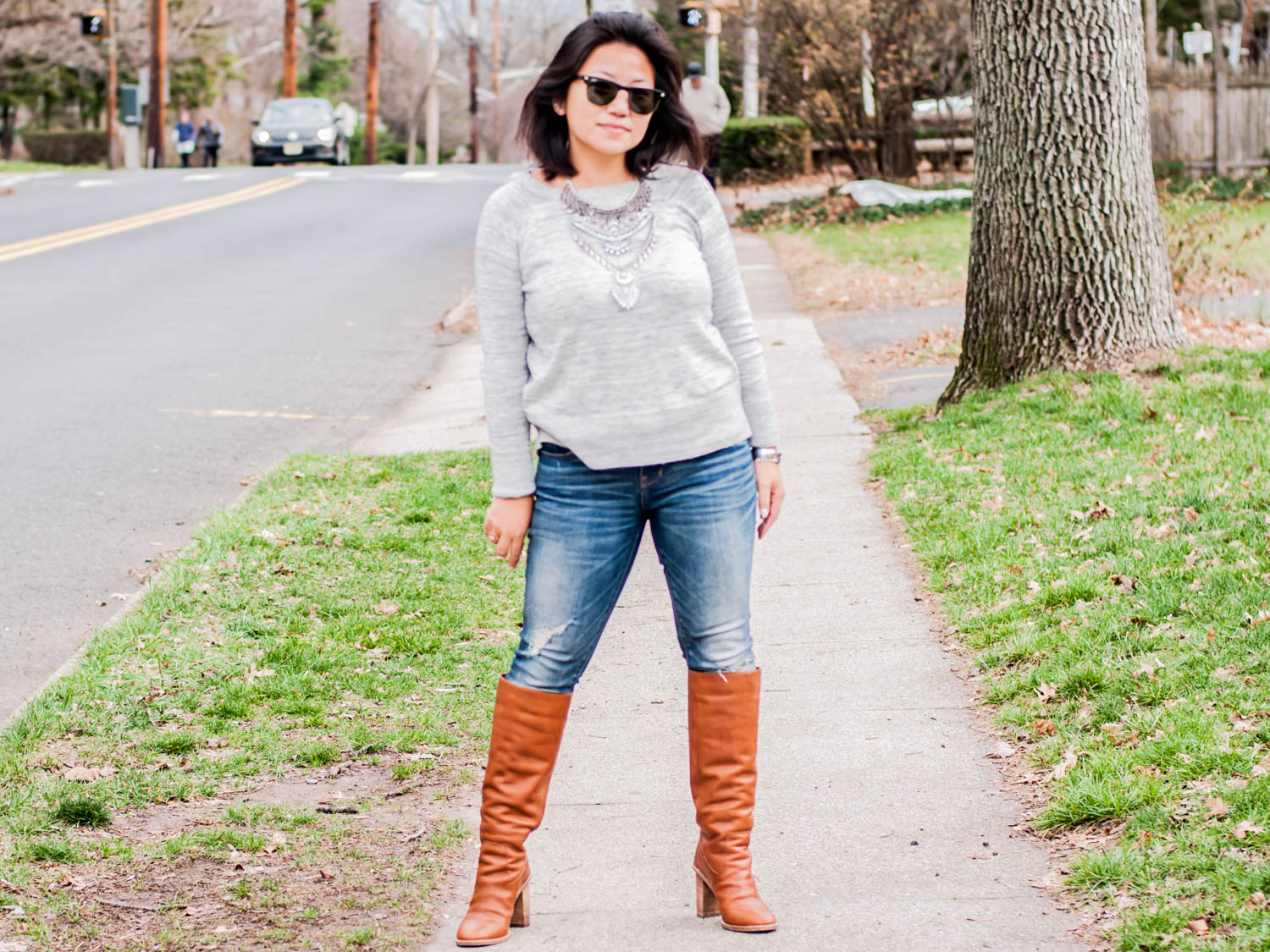 riding boot outfit inspiration