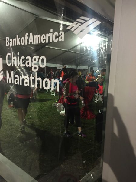 Chicago Marathon VIP