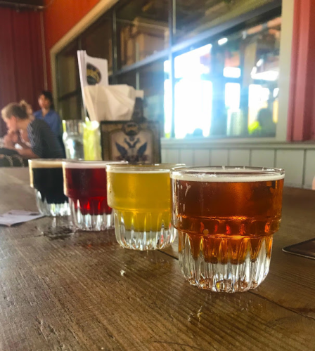 Founders Brewery — Grand Rapids
