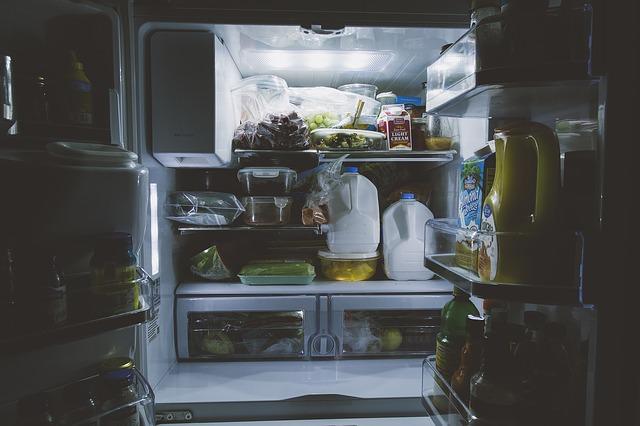 男がドン引きする彼女の家の冷蔵庫