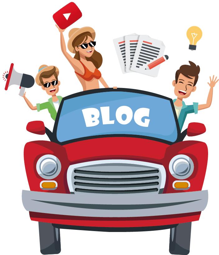 Guest Blogging, web marketing collaboratif