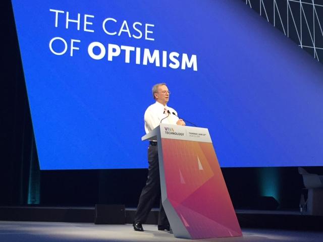 Eric Schmidt bigg boss de Google, le Netlinking est de ses grands tabou