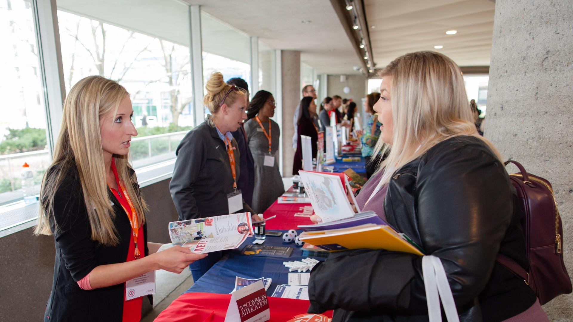 International Enrollment and Student Recruitment