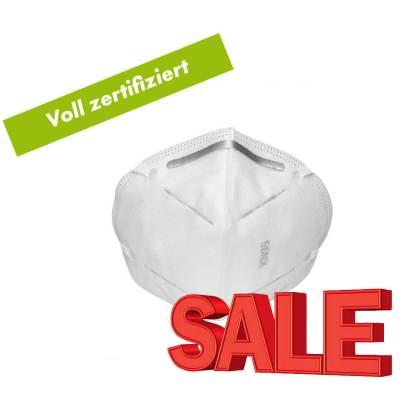 Atemschutz FFP2 sale1