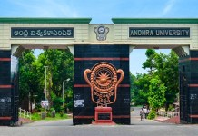 Andhra University sanctioned ₹100 crores under RUSA, to receive ₹1000 core over the next five years