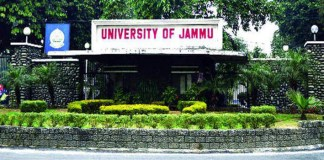 Students of Jammu University celebrate revocation of Article 370, term it 'collapse of the wall of hatred'