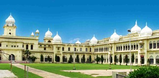 Lucknow University kicks off its year-long centenary celebrations