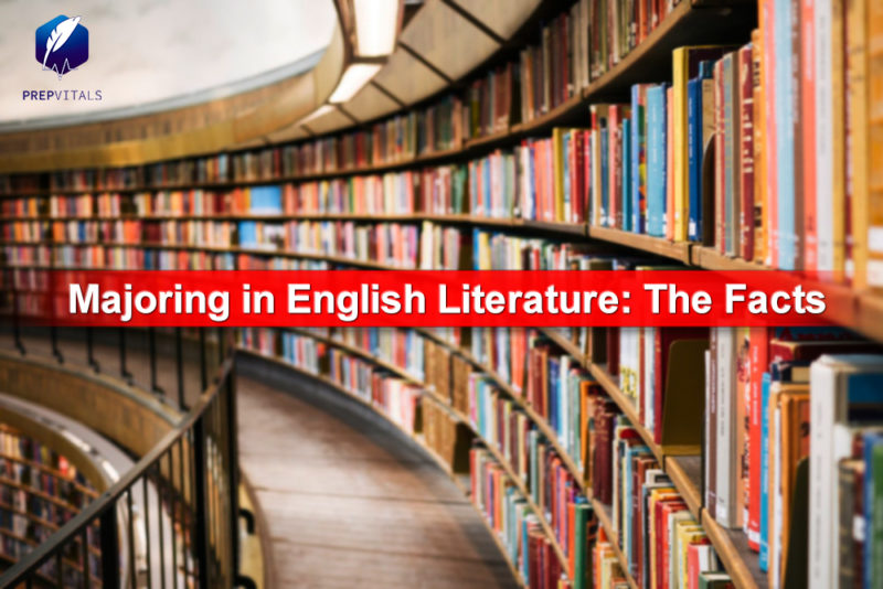 Majoring in English Literature: The Facts