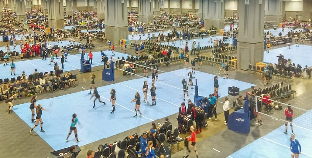 The Capitol Hill Classic Comes To Atlanta This Weekend And We'll Be There!  – PrepVolleyball.com   Club Volleyball   High School Volleyball   College  Volleyball