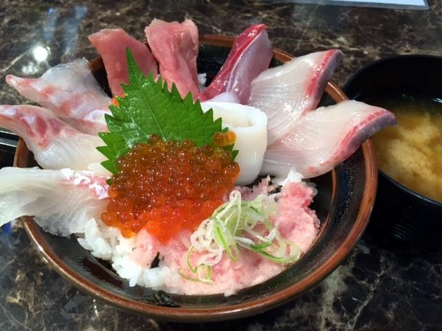 日本海さかな街 海鮮丼