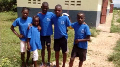 2 Cents-A-Meal at work: Matthew 28 Project Update