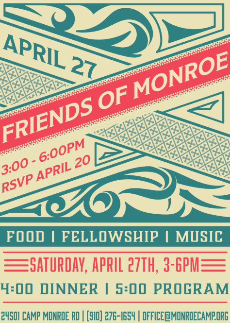 Friends of Monroe Day