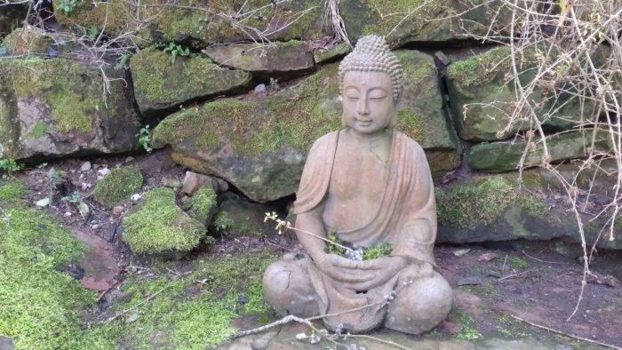 Buddha Statue Benediktushof