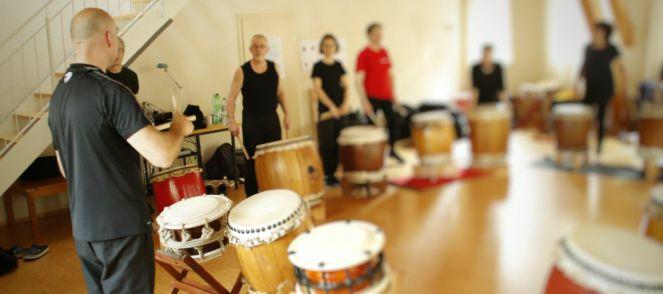 Taiko Workshop
