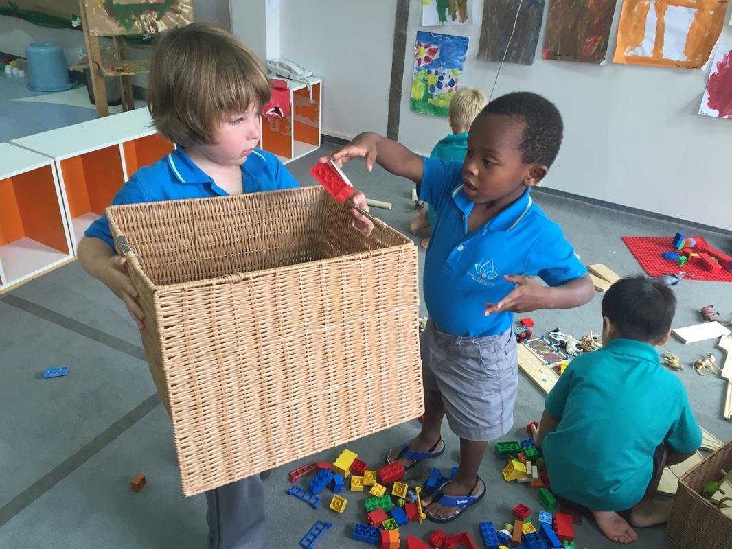 Week 2 In Preschool C