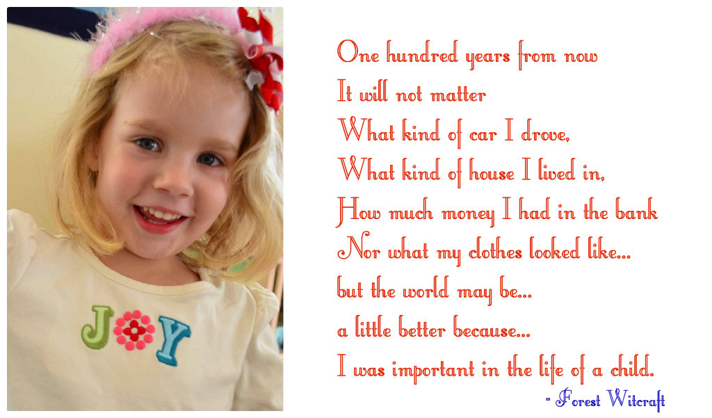 The Gift of You by Preschool Inspirations