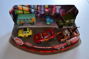 The Store in My Closet by Preschool Inspirations -- Cars set