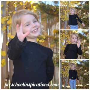 Finding Beauty in the Unexpected by Preschool Inspirations