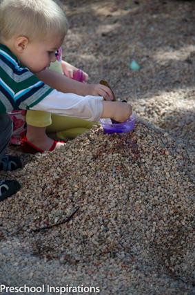 Easy Volcano Eruption for Kids ~ Preschool Inspirations-8