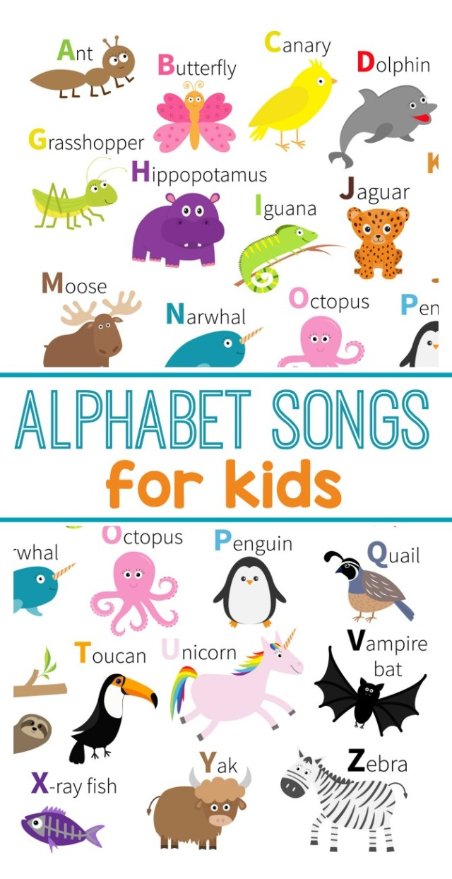 Learn Their Abcs With These Fun Abc S