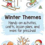 Winter Preschool Themes Preschool Inspirations