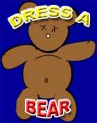 Drag and Drop Dress A Bear Game- Online Kids Game