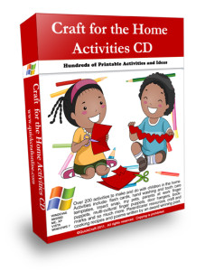 Parent & care giver crafts and activities for kids.