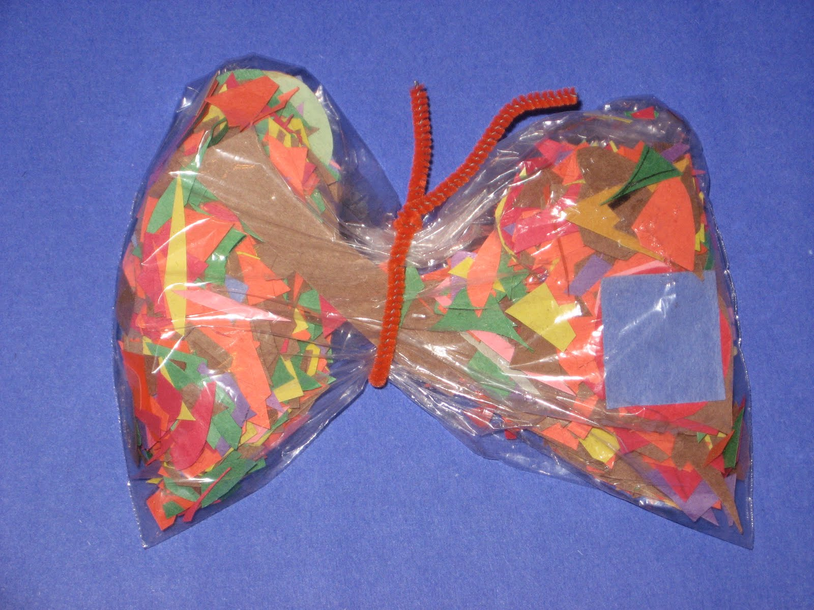 Plastic Bag Animal Craft For Kids Preschoolplanet