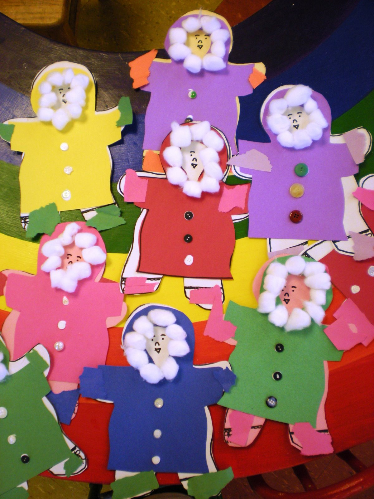 Winter Clothes Craft For Preschool Kids Preschoolplanet