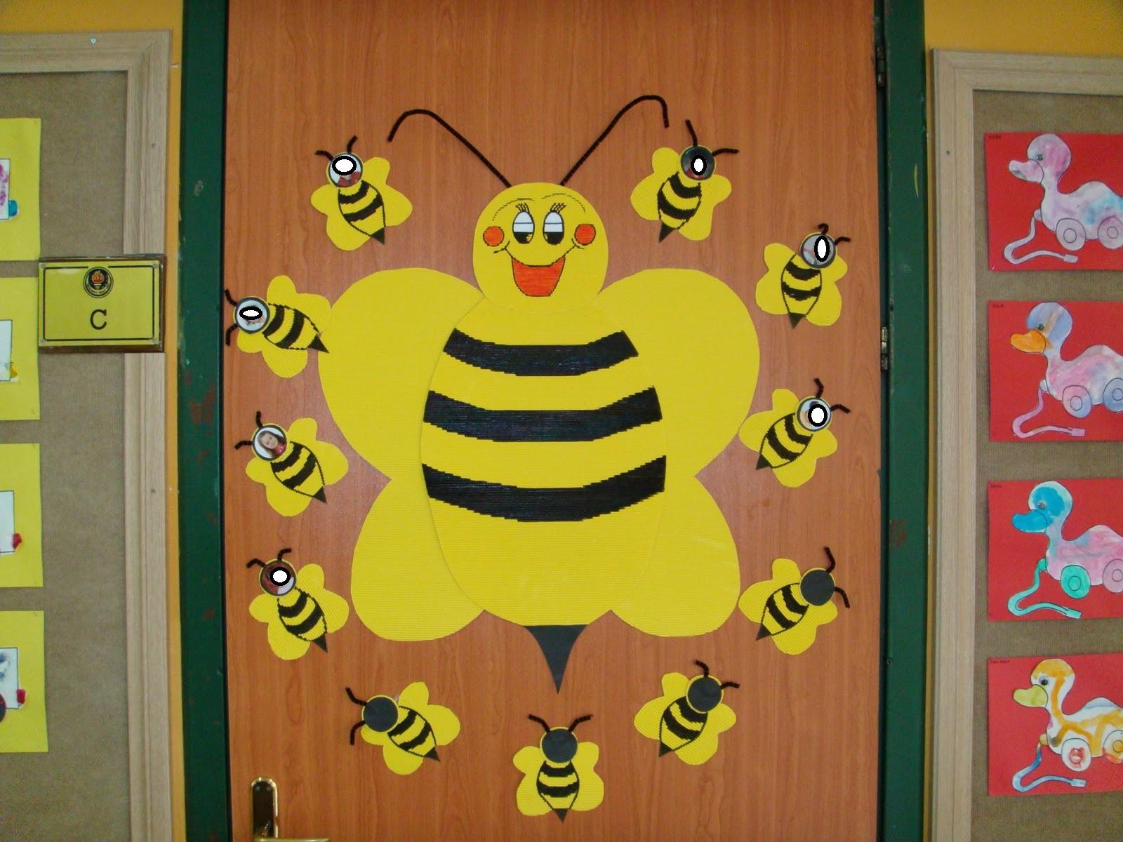 Bee Craft Idea For Kids Preschoolplanet