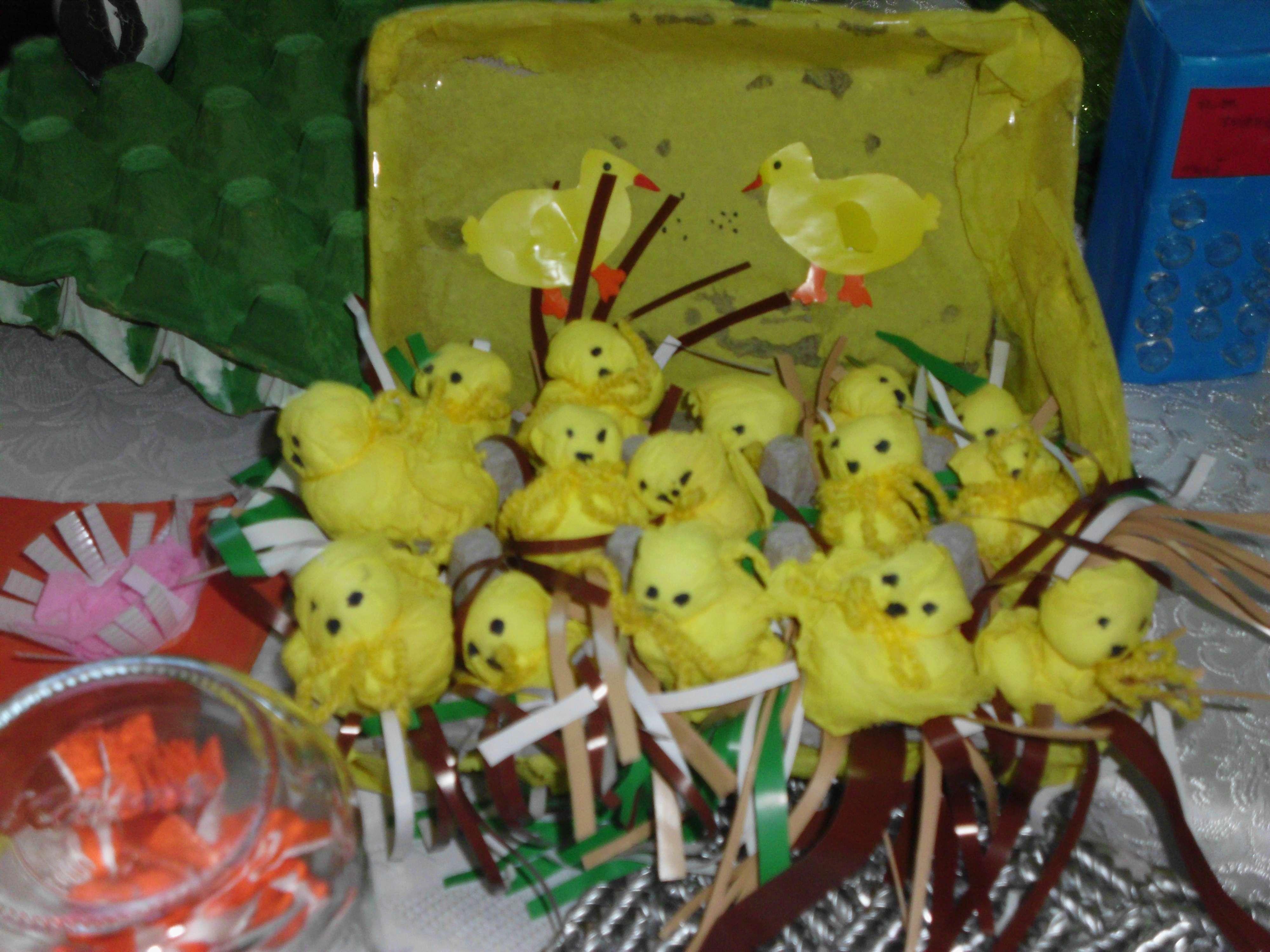 Chick Craft Ideas For Preschool Preschoolplanet
