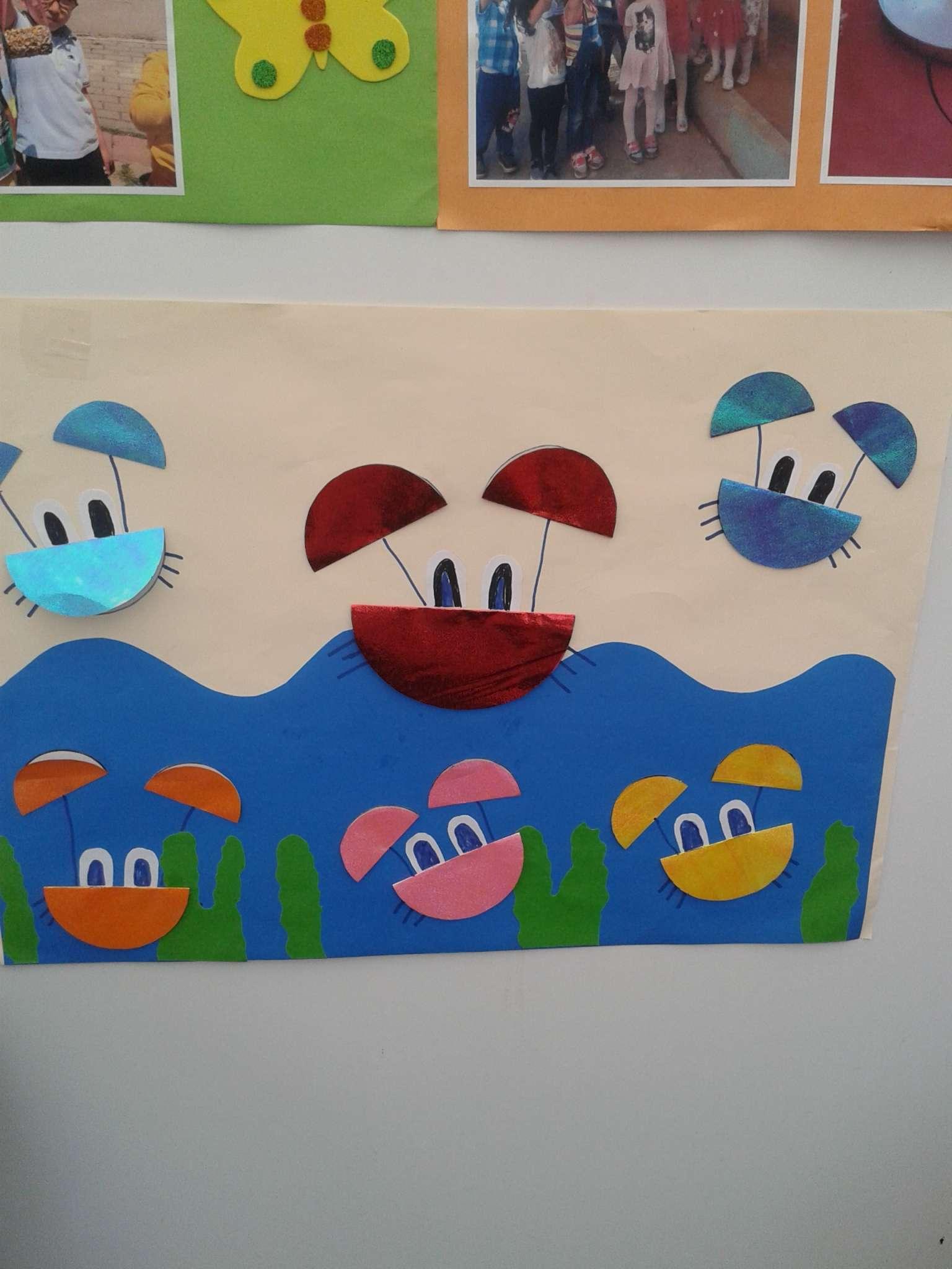 Crab Craft Idea For Kids 2
