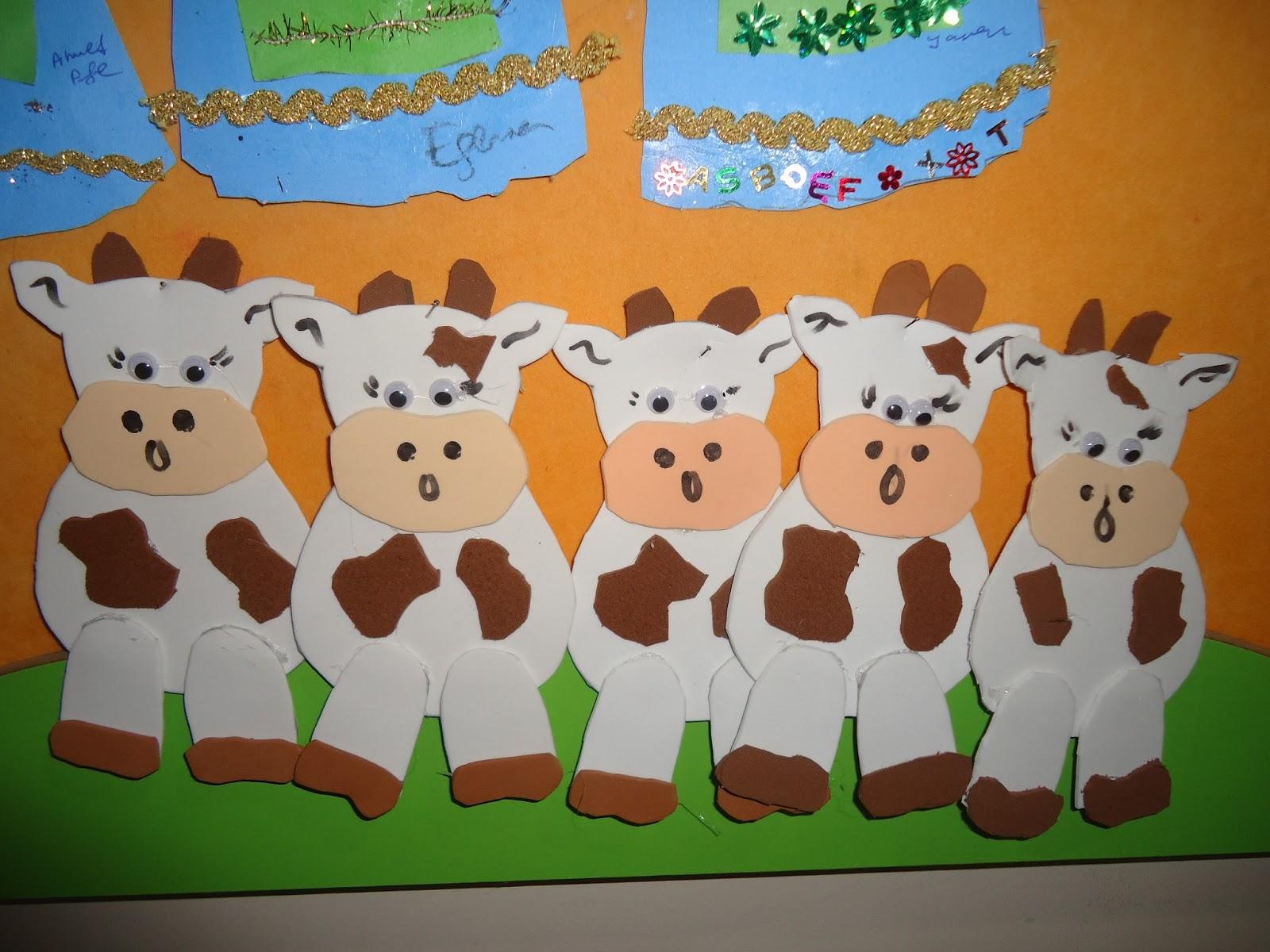 Farm Animals Craft Idea For Kindergarten Preschoolplanet