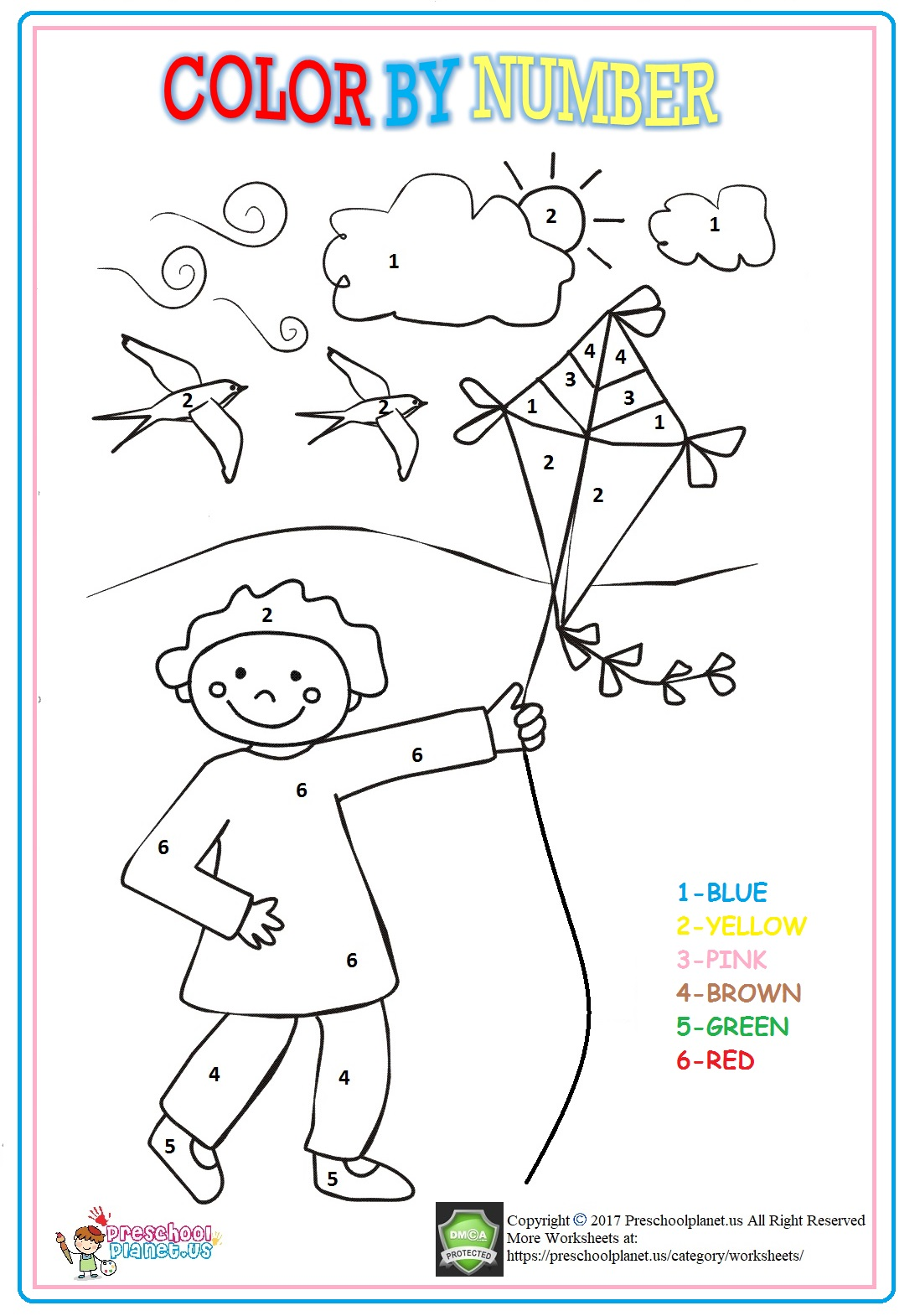 Fireman Worksheet For Kids Preschoolplanet